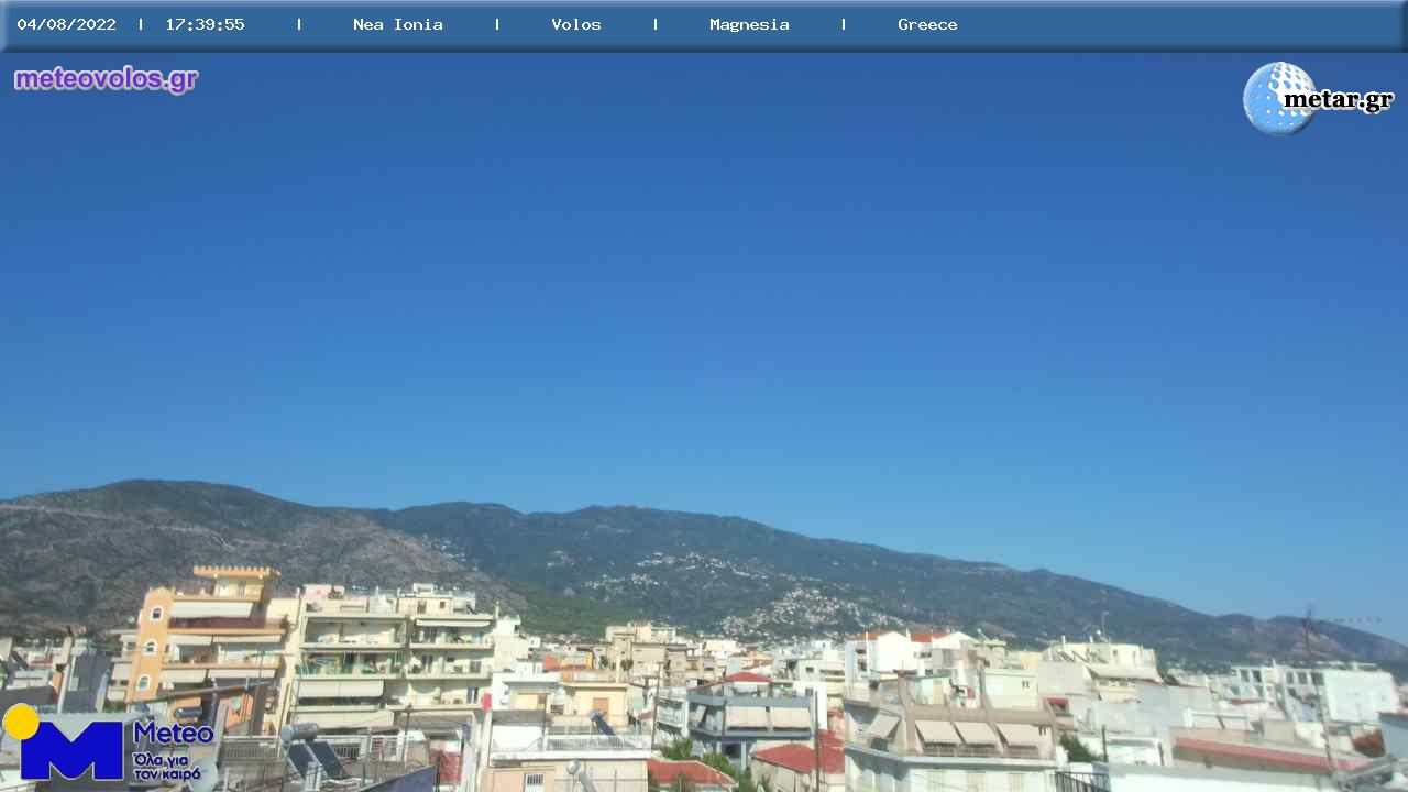 27e422a97792 Ο καιρός στο Βόλο - The weather in Volos